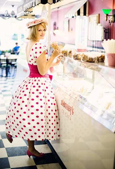 Petticoat Kleider sind wieder ganz im Trend