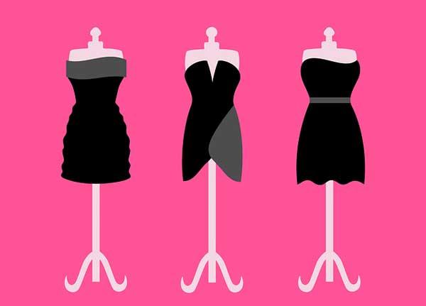 Nicht jeder Frau steht ein bodenlanges schwarzes Kleid, während manch  andere Frau kein Mini tragen kann. Aber dank der unzähligen Auswahl ist für  jeden ... 46a09857df